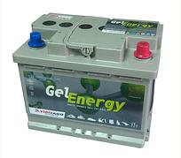 Автомобильный аккумулятор PLATIN Gel Energy (50A/ч)/3537