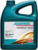 Масло моторное Addinol 10W-40 Commercial 1040 E4 5л