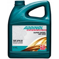 Масло моторное Addinol 20W-50 Super Diesel MD 2055 4л