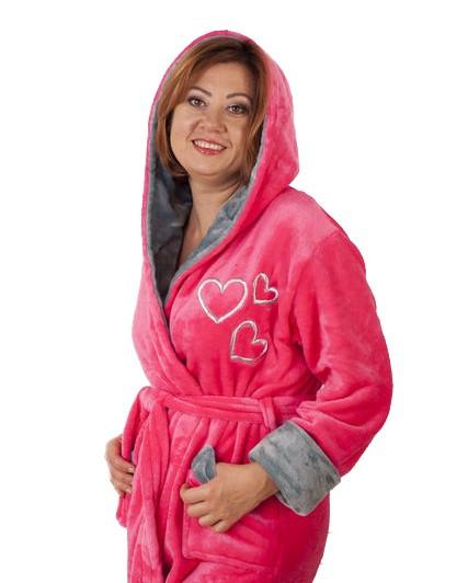 Модный женский махровый халат-короткий купить в Украине