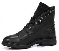 Ботинки на шнурках на осень 40,41