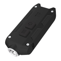 Фонарь Nitecore TIP (Cree XP-G2, 360 люмен, 4 режима, USB), черный