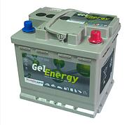 Автомобильный аккумулятор PLATIN Gel Energy (38A/ч)/3536
