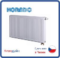 Стальной радиатор Korado тип 33 900*2600 боковое подключение
