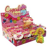 Кукла Cupcake Surprise серии Ароматные капкейки S2 - 12 видов в ассортименте (1089)