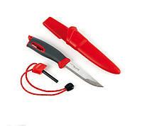 Нож-огниво Mora light my fire KNIFE Red