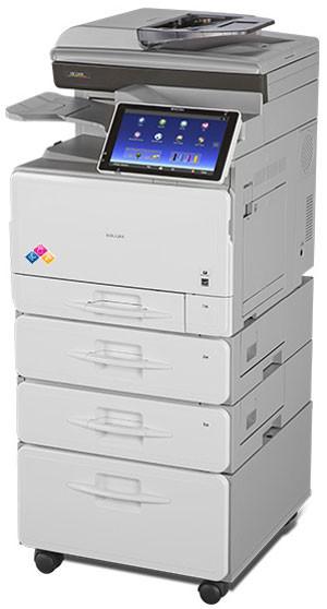 Ricoh MP C306ZSPF Printer PCL 5c Drivers for Windows 8