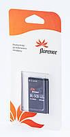 Батарея Florence для Nokia (BL-5CB) 800mA