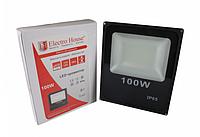 Светодиодный LED прожектор EH 100Вт 6500К 9000 Lm IP65