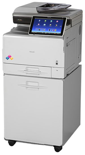 Ricoh MP C406ZSPF Printer PCL 5c Drivers for Windows Download
