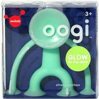Игрушка Уги (Oogi) взрослый GLOW (13 см, силикон, светится) - Moluk
