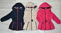 Пальто зимнее для девочки (от 2 до 9 лет)