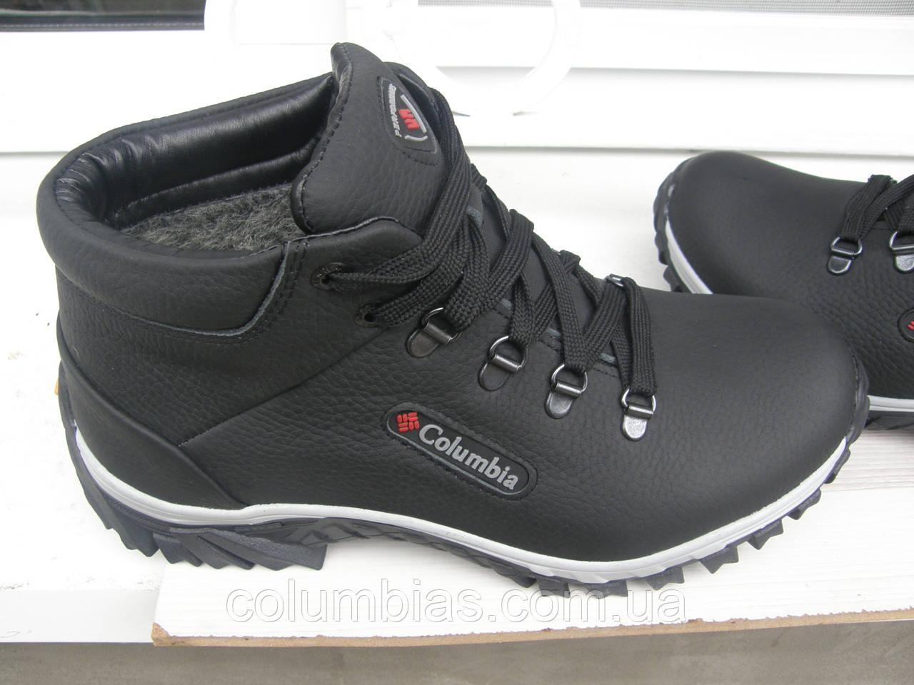 Ботинки зимние Columbiaа н8.