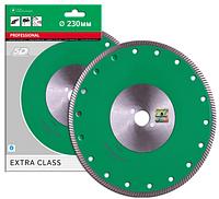 Круг алмазный Distar Turbo Elite Ultra TS30H 230 мм отрезной диск по граниту и керамограниту, Дистар, Украина