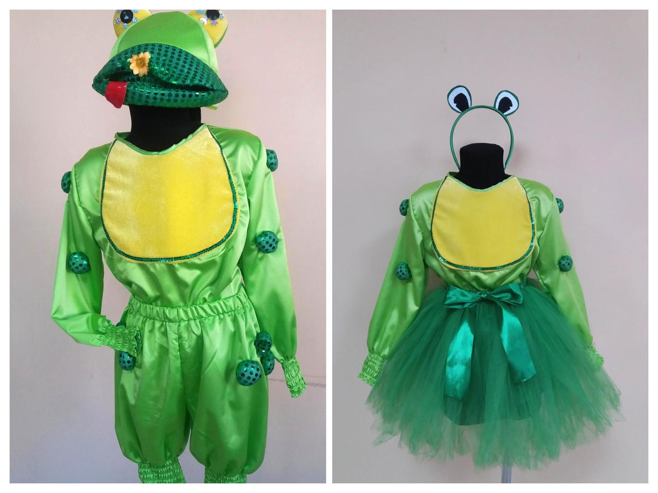 ПРОКАТ карнавальный костюм Лягушка для мальчика и девочки, р.110-116см -  Интернет 8acb6694ae0