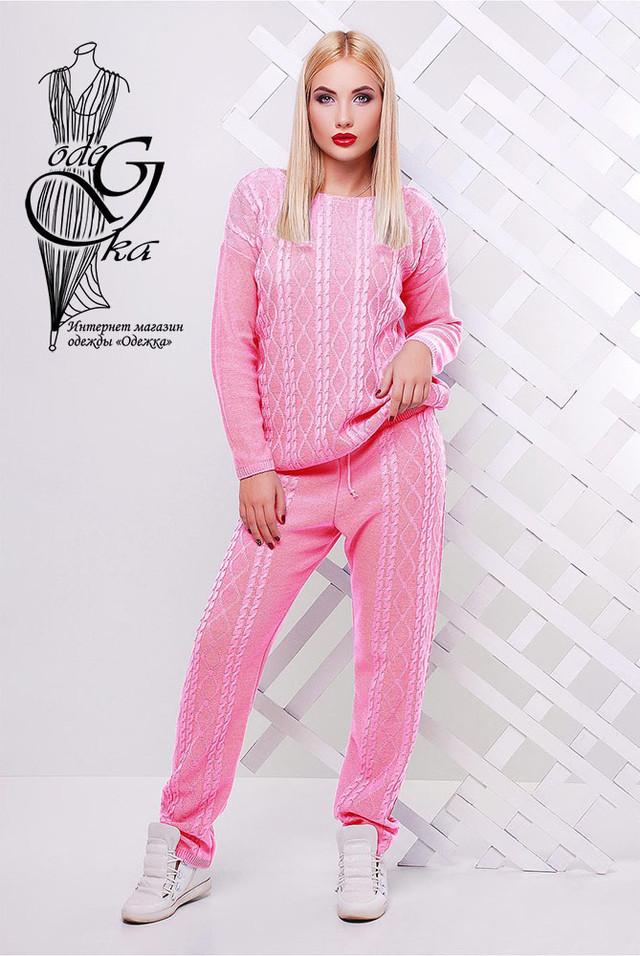 Подобные товары-20 Вязаного спортивного костюма Дениз-1
