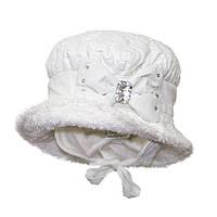 Оригинальная шапочка - шляпка для девочек, фото 1