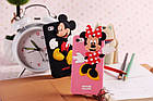 Чехол силиконовый Mickey Mouse для iPhone 5/5s Black, фото 4