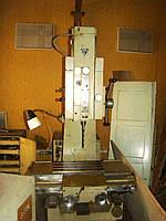 2421 координатно-расточной станок 1972 года, без эксплоатации
