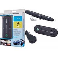 Bluetooth для автомобиля Multipoint V4.0: 1000mA, ЗУ в прикуриватель, кабель microUSB/USB, прищепка