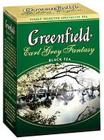 Чай черный Greenfield Earl Grey Fantasy листовой 100гр.