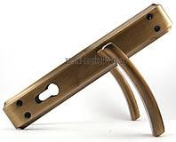 Дверные наружные ручки Ozcanlar ISTANBUL M/O 85mm C