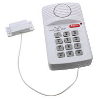 Охранная сигнализация на окна 539/353: 110 дБ, 13,3х8х3,5 см, 3 режима, 12 цифр кода