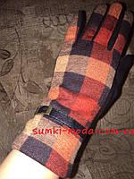 Стильные Трикотаж женские перчатки Супер Цена/женские перчатки Стильные только оптом, фото 1