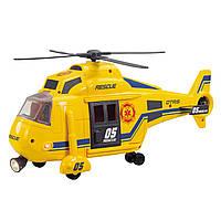 Функциональный вертолет Спасательная служба Dickie Toys 3302003