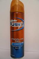 Гель для гоління Gillette Fusion Hydrating 200мл.