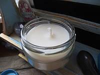 Ароматерапевтическая свеча для массажа от болей в мышцах и суставах. 100гр