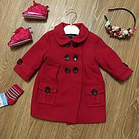 """Пальто """"Next"""", 62-68 см, 74 % шерсть."""