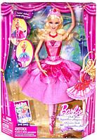 Лялька Барбі Прима-Балерина (BARBIE Прима-Балерина в розовых пуантах)