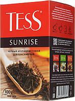 Чай Tess Sunrise черный листовой 90гр.