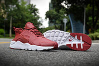 Nike Air Huarache Leather Red