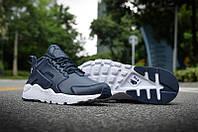 Nike Air Huarache Leather Blue