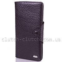Кожаный кошелек Desisan SHI225-2FL черный
