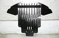 Защита картера двигателя и акпп Audi A6 (C6) 2004-2011, фото 1