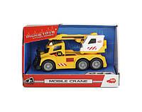 Функциональное авто с раскладным краном Dickie Toys 3302006