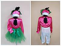 Прокат костюм редис для мальчика и девочки , р.110-122