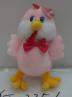 Мягкая игрушка цыпленок петух 22см