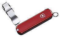 Нож Victorinox NailClip 582  65 мм 4 предмета красный