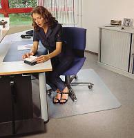 Качественный защитный  коврик под кресло. Антискользящее покрытиею Доступная цена. Купить онлайн. Код: КДН929