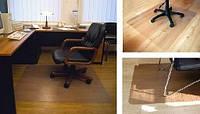 Отличная защита напольного покрытия. Защитный коврик под стул. Хорошее качество. Доступная цена. Код: КДН932