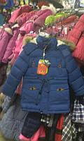 Курточка парка зимняя для мальчика, фото 1