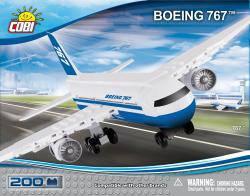 Конструктор COBI Самолет Boeing-767, 200  деталей COBI-26205