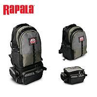 Сумка-Рюкзак RAPALA 3-IN-1 COMBO BAG