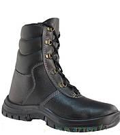 Зимние ботинки на ПУП с завышенными берцами 342