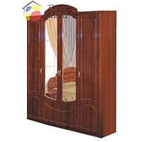 Шкаф 4Д Камелия глянец, Світ меблів