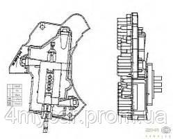 Блок управління обігрівачем mercedes w202, w210 (производство Behr-hella ), код запчасти: 5HL351321011